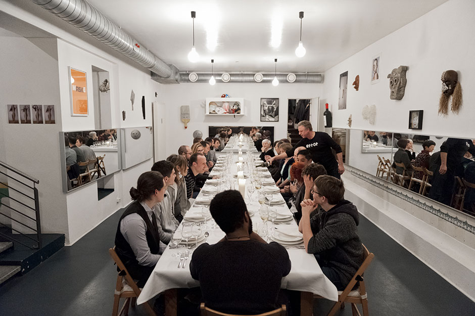 maske zagreus galerie koch kunst catering