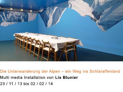 Die Unterwanderung der Alpen – ein Weg ins Schlaraffenland