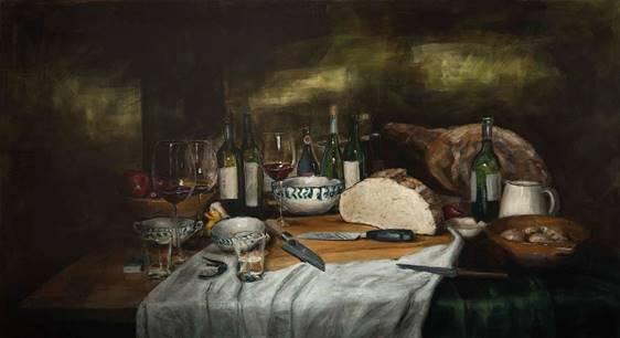 Sador Weinsčlucker zagreus galerie koch kunst catering